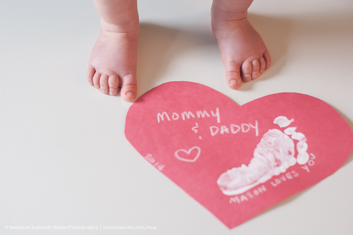 This Valentineu0027s Day I Give You Baby Feet. Baby Feet Attached To A Baby  Whose Diaper You Donu0027t Have To Change. Whatu0027s Better Than That?