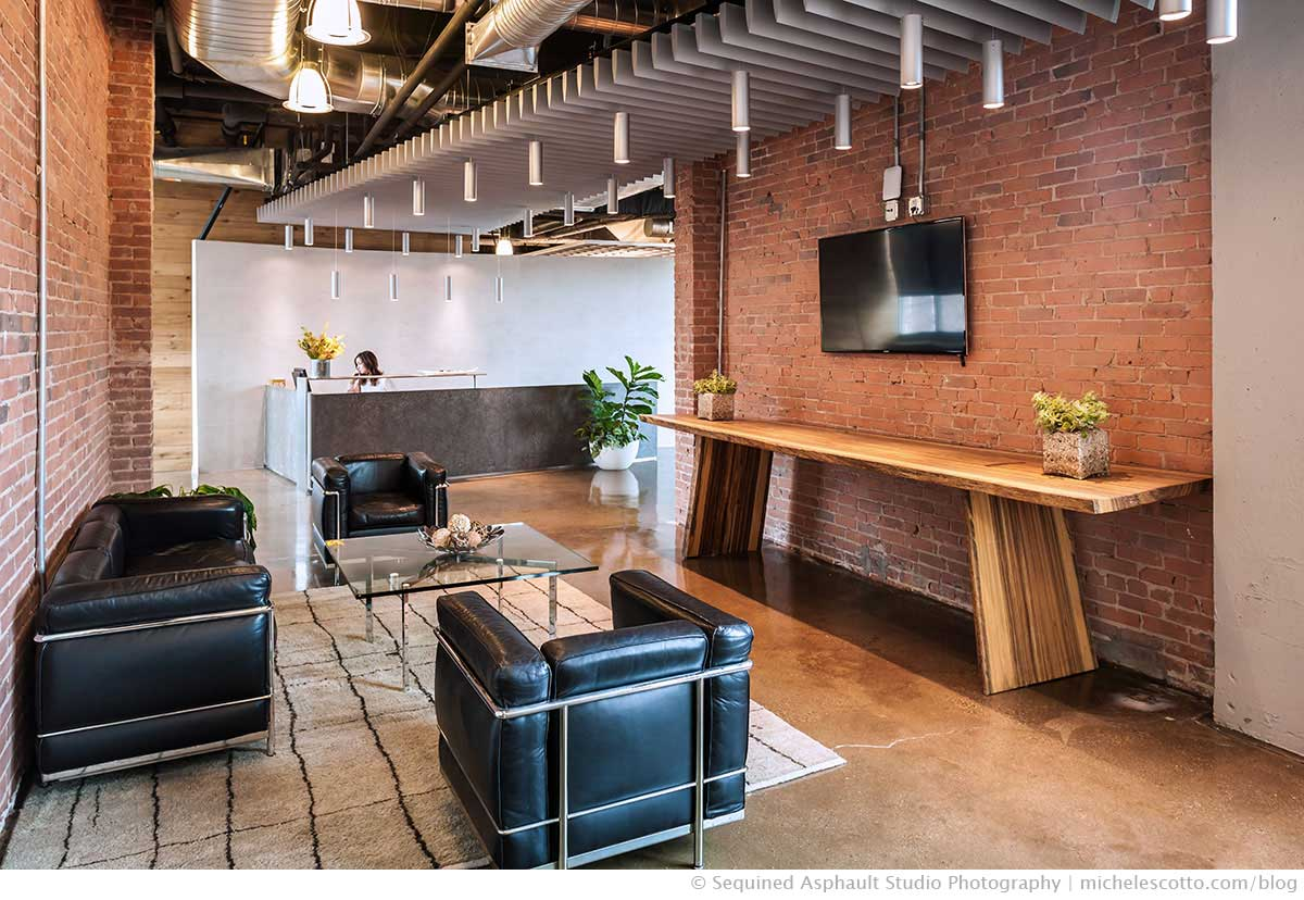 industrial modern sustainable interiors a dream office space for